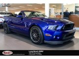 2014 Ford Mustang Shelby GT500 Convertible Data, Info and Specs