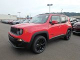 2018 Colorado Red Jeep Renegade Latitude 4x4 #128866886