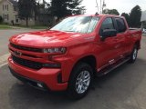 2019 Chevrolet Silverado 1500 RST Crew Cab 4WD Data, Info and Specs
