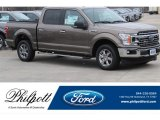 2018 Stone Gray Ford F150 XLT SuperCrew #128866848