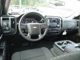 2018 Chevrolet Silverado 1500 LT Crew Cab 4x4 Dashboard