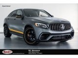 2018 Mercedes-Benz GLC AMG 63 S 4Matic Coupe