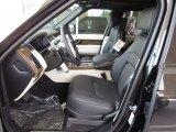 2018 Land Rover Range Rover HSE Ebony/Ivory Interior
