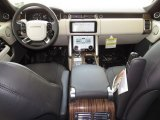 2018 Land Rover Range Rover HSE Dashboard