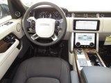 2018 Land Rover Range Rover HSE Steering Wheel