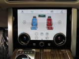 2018 Land Rover Range Rover HSE Controls