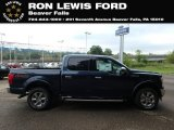 2018 Blue Jeans Ford F150 Lariat SuperCrew 4x4 #128891822