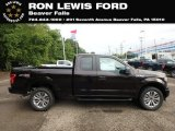 2018 Magma Red Ford F150 STX SuperCab 4x4 #128891819