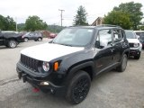 2018 Black Jeep Renegade Trailhawk 4x4 #128891945