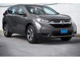2018 Modern Steel Metallic Honda CR-V LX #128922409
