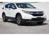2018 White Diamond Pearl Honda CR-V LX #128922407