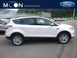 2018 White Platinum Ford Escape SE 4WD #128926809