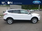 2018 Oxford White Ford Escape SE 4WD #128926808
