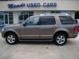 Mineral Grey Metallic Ford Explorer in 2003
