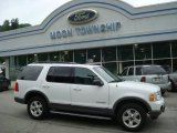 2004 Oxford White Ford Explorer XLT 4x4 #12853694