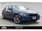 2018 Mediterranean Blue Metallic BMW 3 Series 330i Sedan #128949033