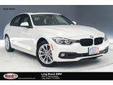 2018 Mineral White Metallic BMW 3 Series 320i Sedan #128949031