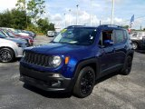 2017 Jetset Blue Jeep Renegade Latitude #128949122