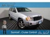 2006 Bright Silver Metallic Jeep Grand Cherokee Limited 4x4 #128949063