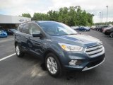 2018 Blue Metallic Ford Escape SEL #128967066