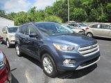 2018 Blue Metallic Ford Escape SE #128967064