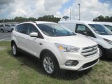 2018 White Platinum Ford Escape SEL #128967063