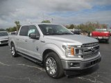2018 Ingot Silver Ford F150 XLT SuperCrew #128967043