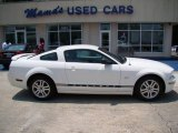 2005 Performance White Ford Mustang GT Premium Coupe #12857609