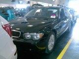 2003 Black Sapphire Metallic BMW 7 Series 745i Sedan #128966807