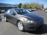 2018 Magnetic Ford Fusion SE #128967021