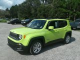 2018 Hypergreen Jeep Renegade Latitude #128967081