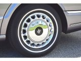 Rolls-Royce Silver Seraph Wheels and Tires