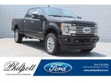 2019 Ford F250 Super Duty Platinum Crew Cab 4x4