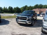 2019 Maximum Steel Metallic Ram 1500 Big Horn Crew Cab 4x4 #128997004