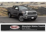 2019 Magnetic Gray Metallic Toyota Tundra 1794 Edition CrewMax 4x4 #128996830