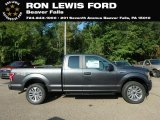 2018 Magnetic Ford F150 STX SuperCab 4x4 #129017791