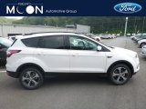 2018 White Platinum Ford Escape SEL 4WD #129051427