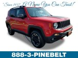 2017 Colorado Red Jeep Renegade Trailhawk 4x4 #129070643