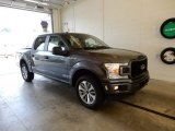 2018 Magnetic Ford F150 STX SuperCrew 4x4 #129070674
