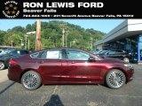 2018 Burgundy Velvet Ford Fusion SE #129070660