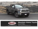 2019 Magnetic Gray Metallic Toyota Tundra Limited CrewMax 4x4 #129070615