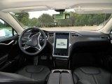 2013 Tesla Model S  Dashboard
