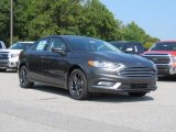 2018 Magnetic Ford Fusion SE #129070693