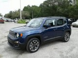 2018 Jetset Blue Jeep Renegade Latitude #129093587