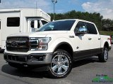 2018 White Platinum Ford F150 King Ranch SuperCrew 4x4 #129093319
