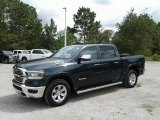 2019 Maximum Steel Metallic Ram 1500 Laramie Crew Cab #129093603