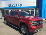 2019 Cajun Red Tintcoat Chevrolet Silverado 1500 High Country Crew Cab 4WD #129093448