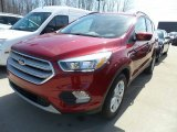 2018 Ruby Red Ford Escape SE 4WD #129093569
