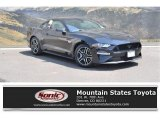 2018 Shadow Black Ford Mustang GT Fastback #129118400