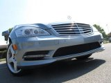 2013 Andorite Grey Metallic Mercedes-Benz S 550 Sedan #129118551